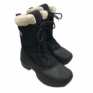 SOREL   Cumberland Boots   Shearling Upper   Sz 8
